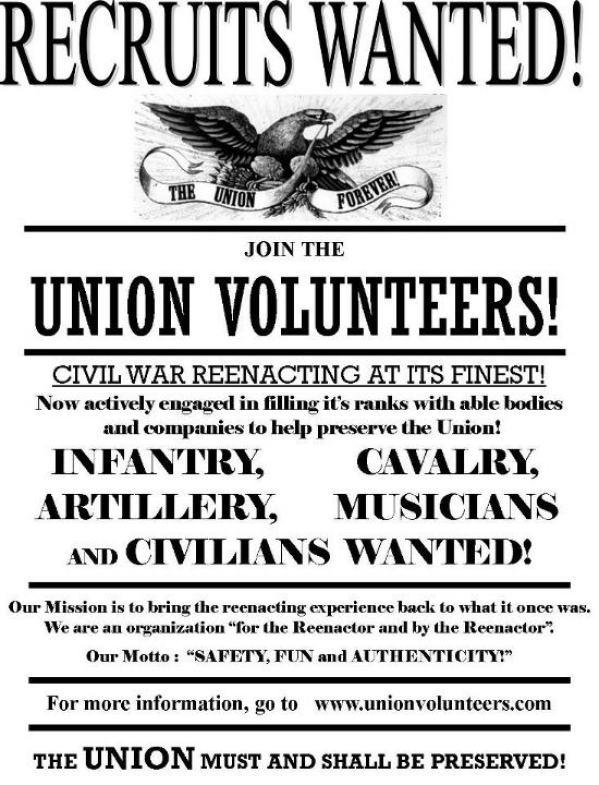 UV.recruit.poster